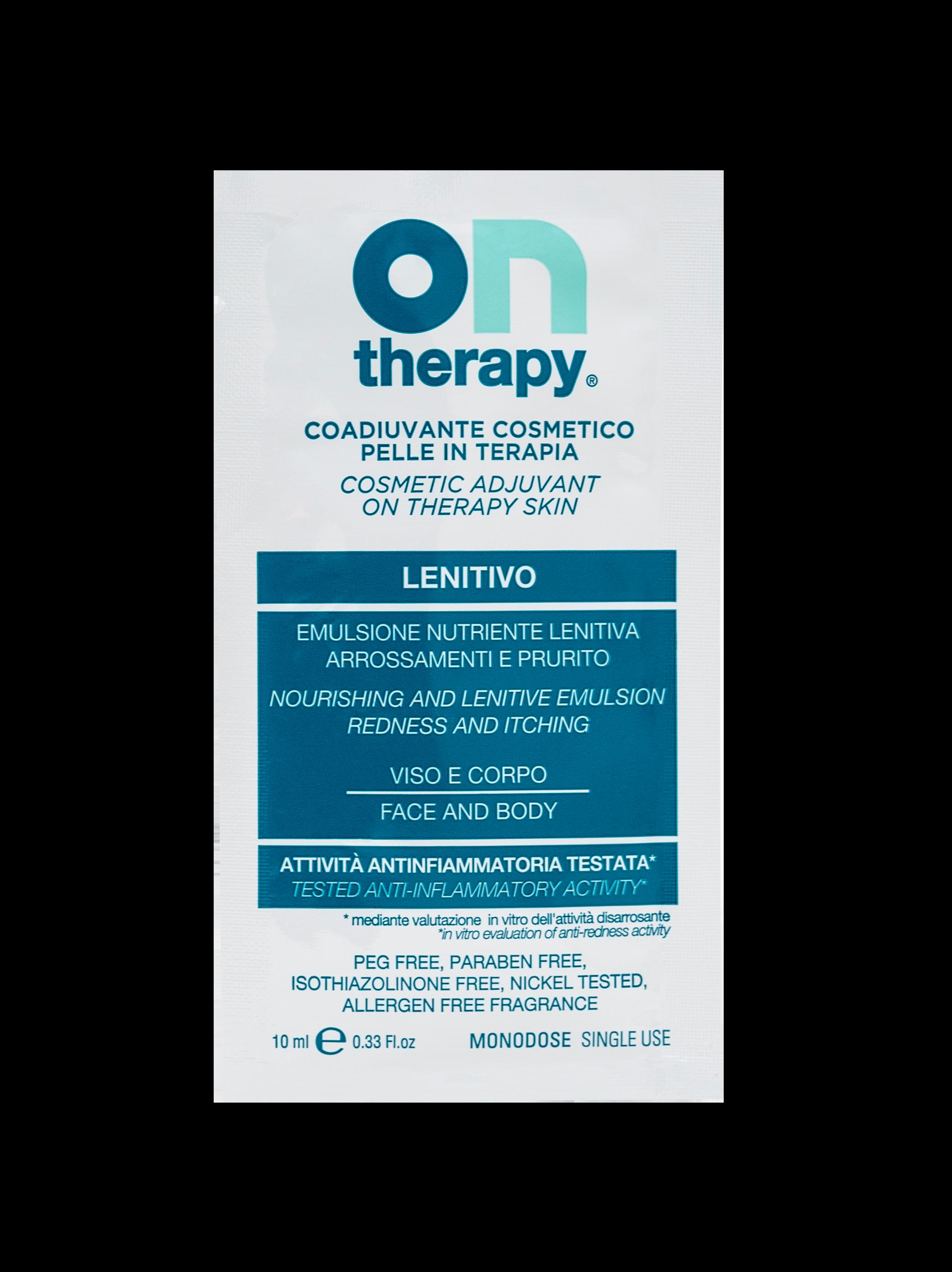 Monodose Ontherapy Lenitivo 10 ml